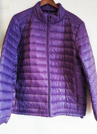 Куртка мужская демисезонная стеганая cotton traders
