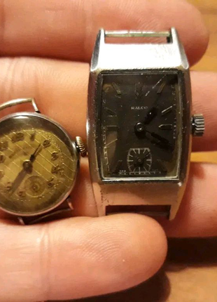 Продам старые швейцарские часы