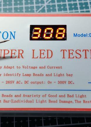LED Tester, тестер светодиодов, ламп подсветки ЖК ТВ