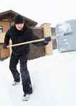 Уборка снега Одесса