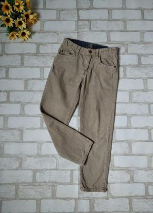 Штаны вельветовые h&m на мальчика бежевые