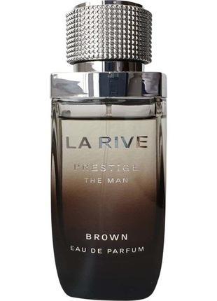Тестер мужская туалетная вода La Rive Prestige The Man Brown 75мл