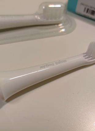 Продам запасные щетки для зубной щетки xiaomi T100. В наличии 6шт