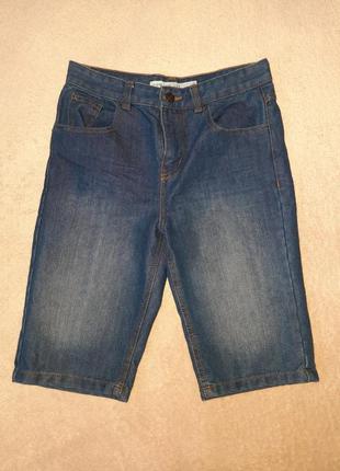Детские бриджи джинсовые на мальчика деним ко denim co
