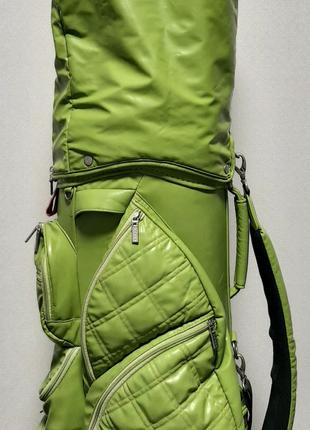 Сумка для гольфа ONOFF 5-Way Green Cart Bag