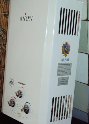 газовый водонагреватель б\у