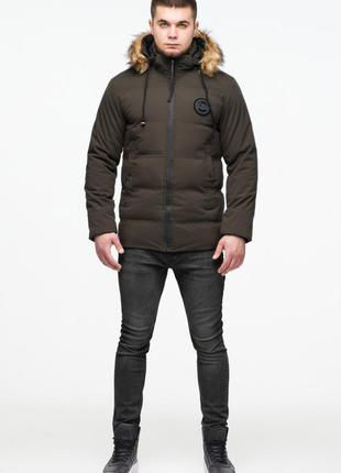 Куртка зимняя молодежная