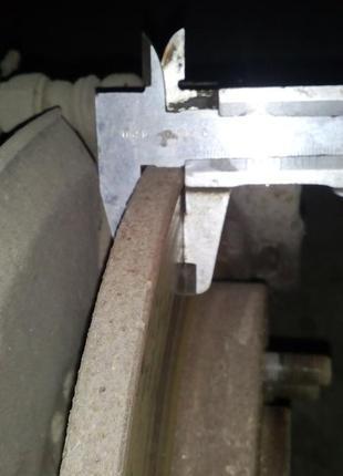 Тормозные диски Ford Mondeo 3