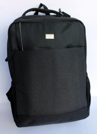 Рюкзак, ранец, городской рюкзак, рюкзак с usb, ручная кладь, м...