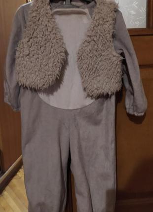 Карнавальный костюм на мальчика f
