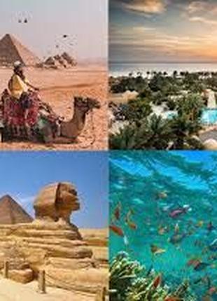 Египет из Днепра