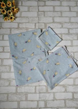 Постельное белье в детскую кровать