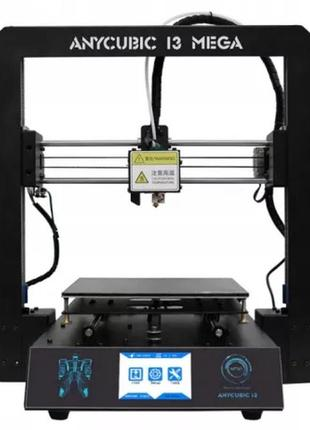 3D принтер Anycubic i3 MEGA