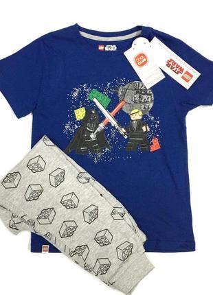Пижама для мальчика с lego star wars