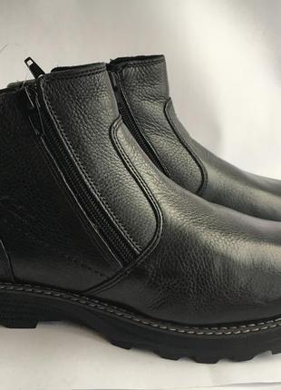 Ботинки, сапожки зимові від gallus. німеччина. оригінал.