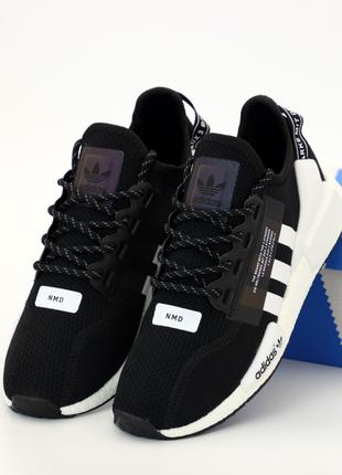 Чоловічі кросівки adidas nmd r1 v2 (41-45)