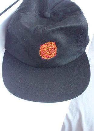 Снепбек кепка мужская черная бейсболка чоловіча чорна cap snap...