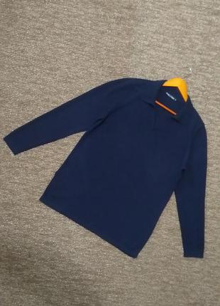 Мягкий уютный теплый пуловер woolovers 70 % шерсть 30% кашемир!!!