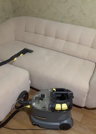Химчистка мебели, диванов, ковров, матрасов