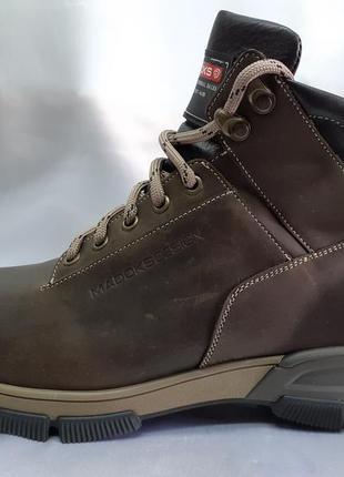 Распродажа!зимние комфортные ботинки maoks