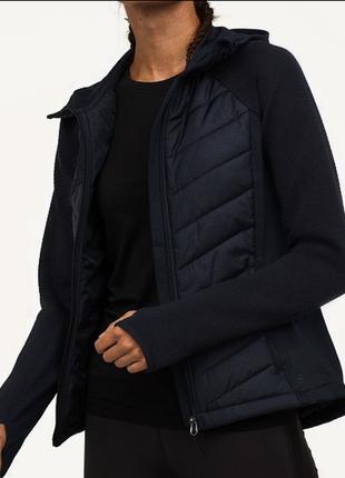 H&m padded outdoor jacket куртка утепленная весна осень