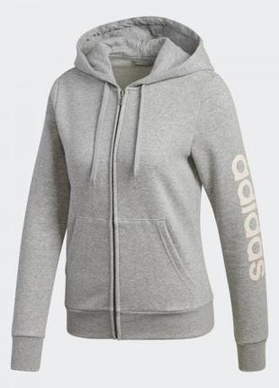 Женская толстовка adidas essentials linear gd2987