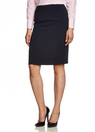 Классическая юбка-карандаш с подкладкой от немецкого бренда ge...