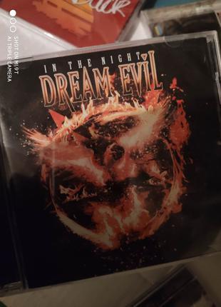 Cd In the night Dream Evil есть ещё много Сд пишите на Вайбер