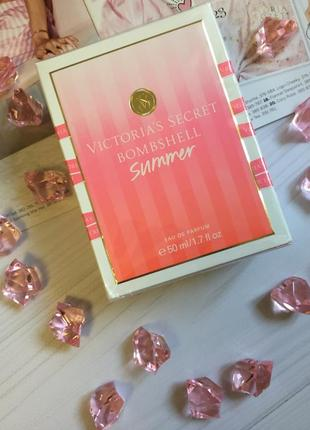 Духи victoria's secret bombshell summer