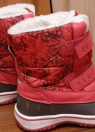 Сапоги, ботинки Pepperts.  Размер 34.