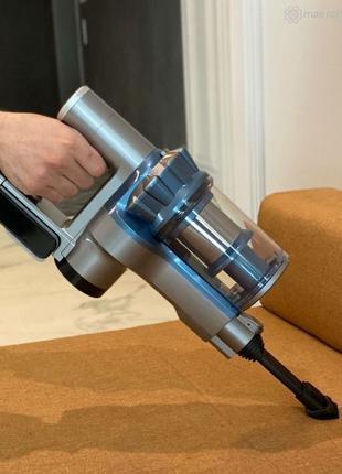 Беспроводной пылесос Cordless Vacuum Cleaner Max Robotics свер...