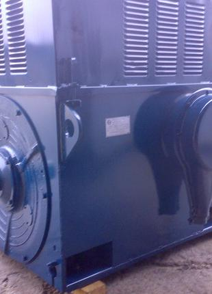 Продам электродвигатель  А4-400У-6У3.