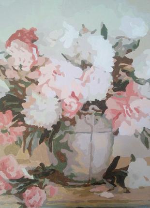 Картина масляными красками