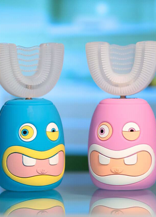 Детская зубная щётка капа