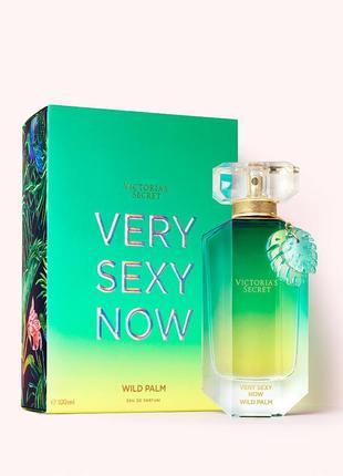 Духи victoria's secret very sexy now wild palm