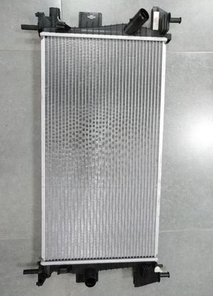 Радиатор воды охлаждения основной ford focus 3 форд фокус 3