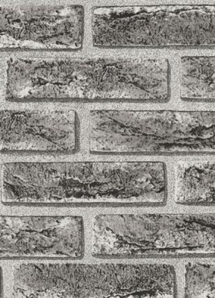 Обои на стену Нью Сервис Эксклюзив Кирпич 205-01 бумажные моющиес