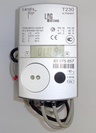 Ультразвуковой теплосчетчик Ultraheat T230 счетчик тепла