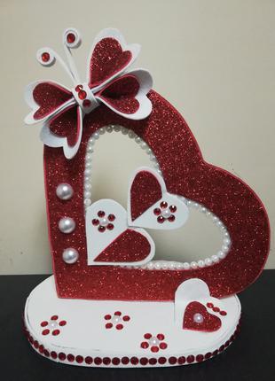 Подарок на 14 февраля день влюбленных (День Святого Валентина)