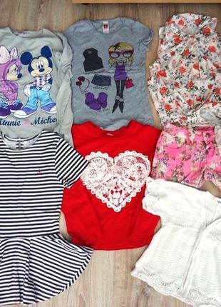 Распродажа фирменной одежды! пакет на девочку 10-15 лет