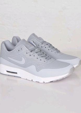 Рефлективные кроссовки nike air max 1 ultra 90 95 adidas