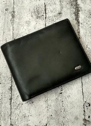 Мужское портмоне/кошелек petek, натуральная кожа
