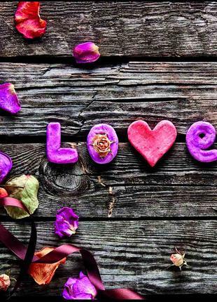 Коврик придверный Love