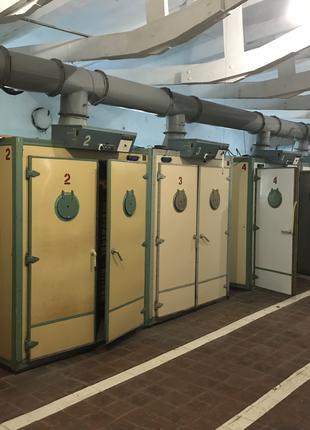 Промышленные инкубаторы