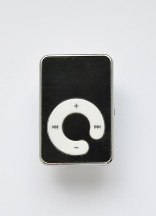Мини Mp3 Плеер. Как iPod Shuffle на карте памяти черный джек 3...