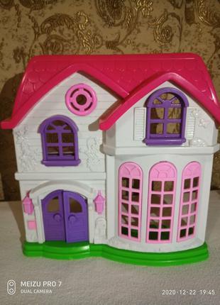 Домик для кукол, кукольный домик