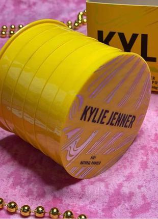 Пудра 5 в 1 Kylie Jenner