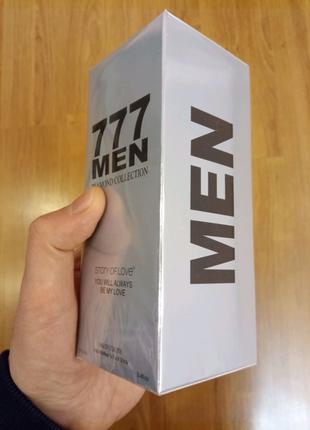 СРОЧНО продам шикарные мужские духи туалетную воду 777 100ml!!!