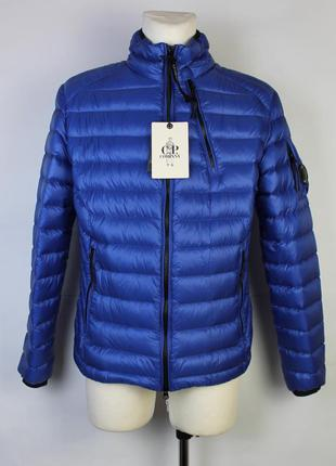 Оригинал c.p. company d.d. shell down jacket мужской пуховик л...