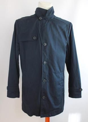 Selected мужской тренч пальто плащ